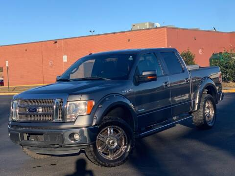 2012 Ford F-150 for sale at Diamond Automobile Exchange in Woodbridge VA