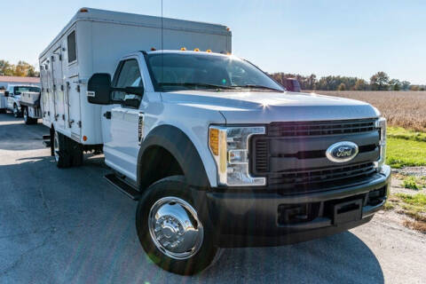 2017 Ford F-550 Super Duty for sale at Fruendly Auto Source in Moscow Mills MO
