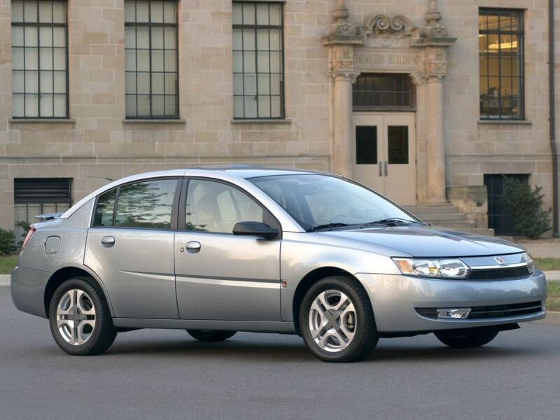 2004 Saturn Ion for sale at Sundance Chevrolet in Grand Ledge MI