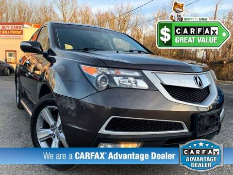 2011 Acura MDX for sale at High Rated Auto Company in Abingdon MD