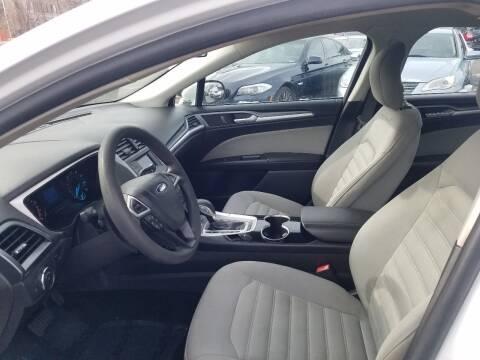2015 Ford Fusion for sale at ATLAS MOTORS INC in Salt Lake City UT