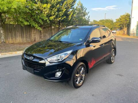 2014 Hyundai Tucson for sale at Super Bee Auto in Chantilly VA
