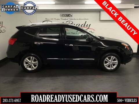 2015 Nissan Rogue Select for sale at Road Ready Used Cars in Ansonia CT