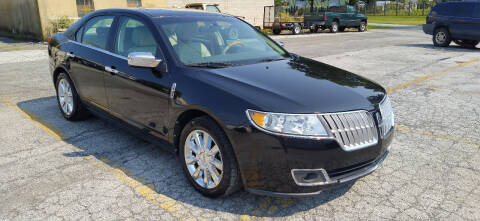 2012 Lincoln MKZ for sale at WEELZ in New Castle DE