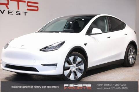 2020 Tesla Model Y for sale at Fishers Imports in Fishers IN