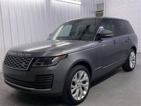 2019 Land Rover Range Rover for sale at JOE BULLARD USED CARS in Mobile AL