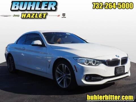 2016 BMW 4 Series for sale at Buhler and Bitter Chrysler Jeep in Hazlet NJ
