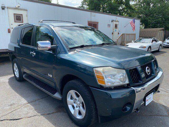 2007 Nissan Armada for sale at Exem United in Plainfield NJ