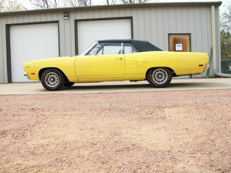 1970 Plymouth Roadrunner for sale at Collector Auto Sales and Restoration in Wausau WI