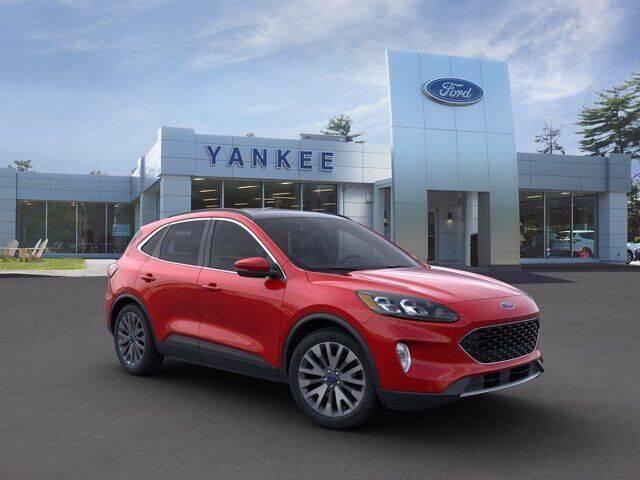 2020 Ford Escape for sale in Brunswick, ME