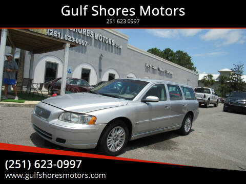 2005 Volvo V70 for sale at Gulf Shores Motors in Gulf Shores AL