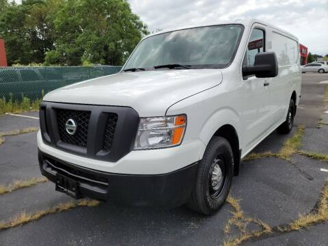 2014 Nissan NV Cargo for sale at Showcase Auto & Truck in Swansea MA