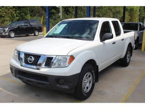 2018 Nissan Frontier for sale at Inline Auto Sales in Fuquay Varina NC