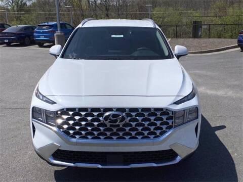 2021 Hyundai Santa Fe for sale at CU Carfinders in Norcross GA
