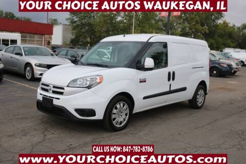 2018 RAM ProMaster City Cargo for sale at Your Choice Autos - Waukegan in Waukegan IL