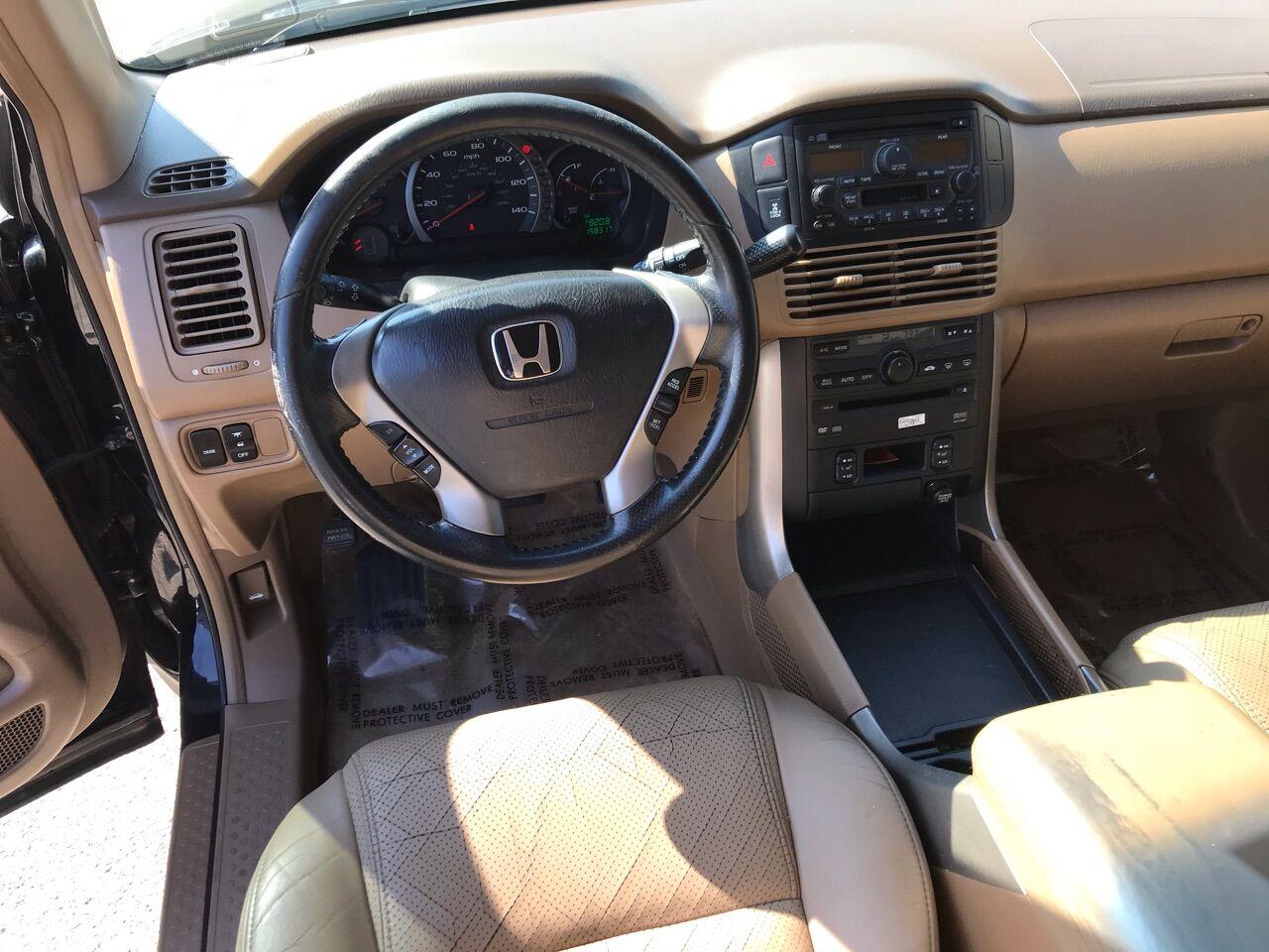 2004 Honda Pilot EX-L photo