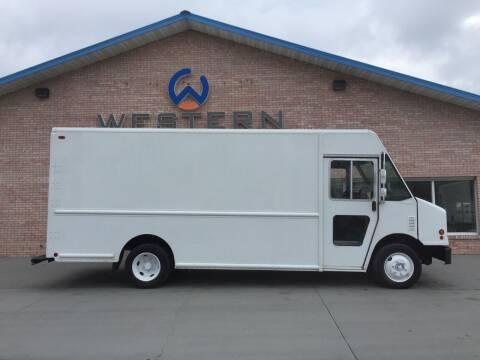 2007 Freightliner MT45 Step Van for sale at Western Specialty Vehicle Sales in Braidwood IL