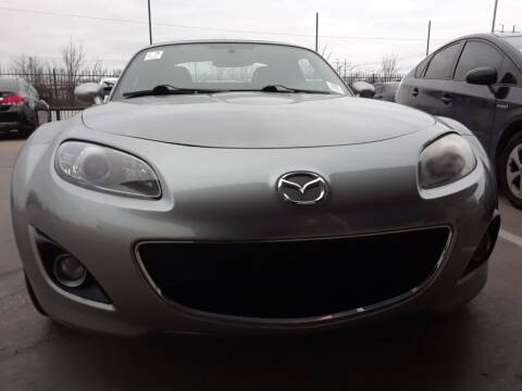 2012 Mazda MX-5 Miata for sale at Auto Haus Imports in Grand Prairie TX