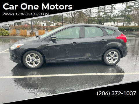2014 Ford Focus for sale at Car One Motors in Seattle WA