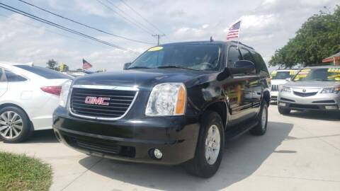 2013 GMC Yukon for sale at GP Auto Connection Group in Haines City FL