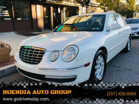 2008 Kia Amanti for sale at BUENDIA AUTO GROUP in Hasbrouck Heights NJ