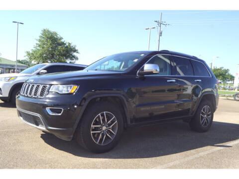 2017 Jeep Grand Cherokee for sale at BLACKBURN MOTOR CO in Vicksburg MS
