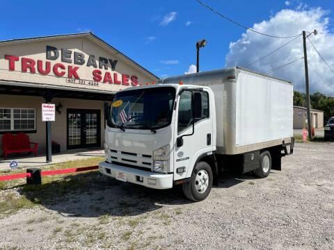 2014 Isuzu NPR-HD for sale at DEBARY TRUCK SALES in Sanford FL