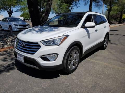 2013 Hyundai Santa Fe for sale at Matador Motors in Sacramento CA