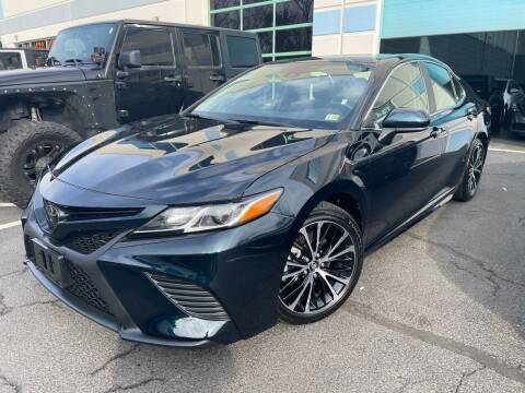 2020 Toyota Camry for sale at Best Auto Group in Chantilly VA