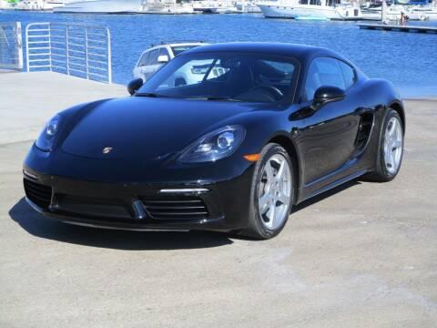 2018 Porsche 718 Cayman for sale at Convoy Motors LLC in National City CA