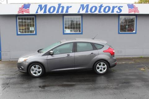 2014 Ford Focus for sale at Mohr Motors in Salem OR