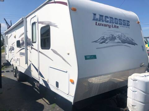 2011 Forest River Lacrosse for sale at Outdoor Recreation World Inc. in Panama City FL