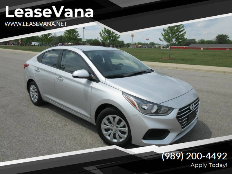 2020 Hyundai Accent for sale at LeaseVana in Saginaw MI