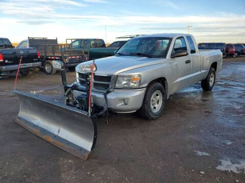 2010 Dodge Dakota for sale at HORSEPOWER AUTO BROKERS in Fort Collins CO
