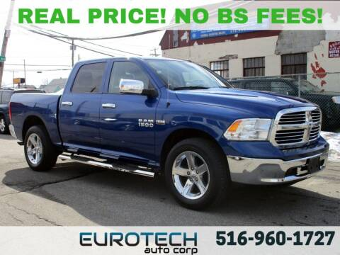 2017 RAM Ram Pickup 1500 for sale at EUROTECH AUTO CORP in Island Park NY