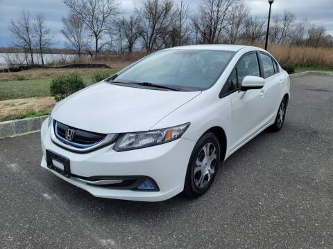 2015 Honda Civic for sale at DISTINCT IMPORTS in Cinnaminson NJ