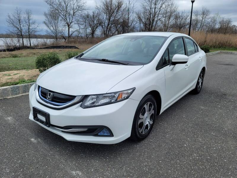2015 Honda Civic for sale at DISTINCT IMPORTS in Cinnaminson NJ