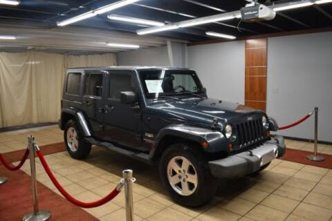 2008 Jeep Wrangler Unlimited for sale at Adams Auto Group Inc. in Charlotte NC