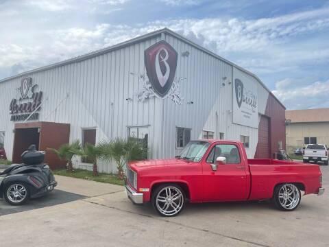 1985 GMC C/K 1500 Series for sale at Barrett Auto Gallery in San Juan TX