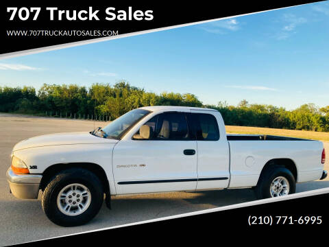 1998 Dodge Dakota for sale at 707 Truck Sales in San Antonio TX