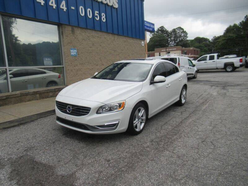 2015 Volvo S60 for sale at Southern Auto Solutions - 1st Choice Autos in Marietta GA