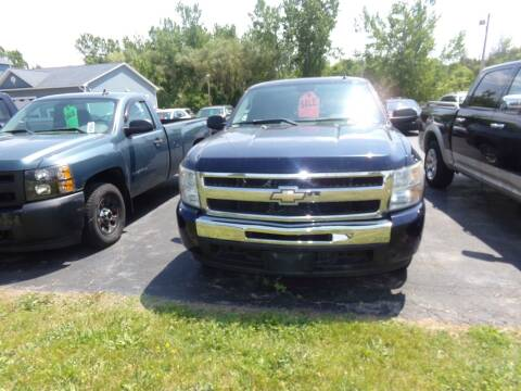 2010 Chevrolet Silverado 1500 for sale at Pool Auto Sales Inc in Spencerport NY