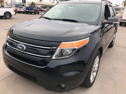 2014 Ford Explorer for sale at Town and Country Motors in Mesa AZ