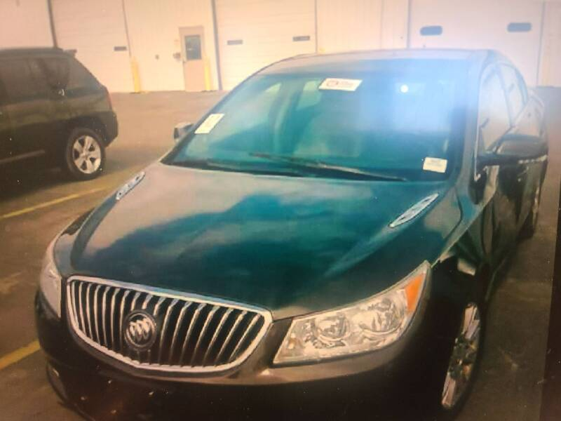 2013 Buick LaCrosse for sale at Steve's Auto Sales in Madison WI