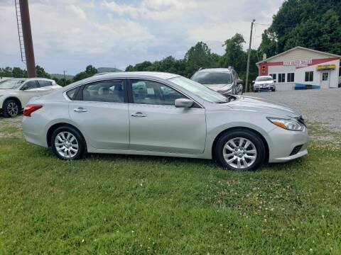 2016 Nissan Altima for sale at 220 Auto Sales in Rocky Mount VA