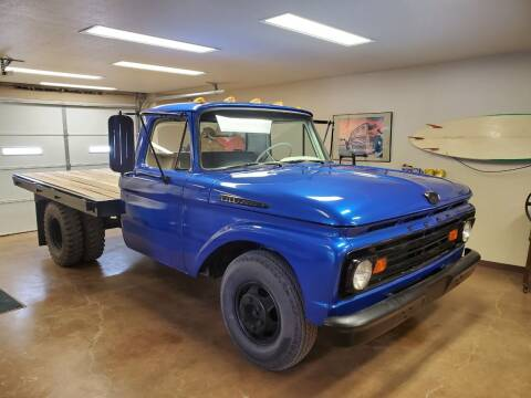 1962 Ford F-350 for sale at Pikes Peak Motor Co in Penrose CO