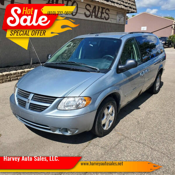 2006 Dodge Grand Caravan for sale at Harvey Auto Sales, LLC. in Flint MI