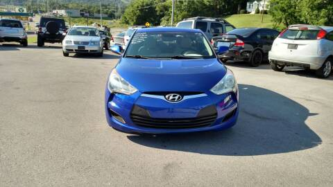 2012 Hyundai Veloster for sale at DISCOUNT AUTO SALES in Johnson City TN