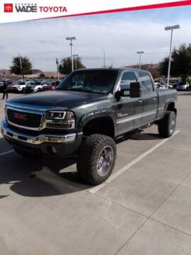 2004 GMC Sierra 2500HD for sale at Stephen Wade Pre-Owned Supercenter in Saint George UT