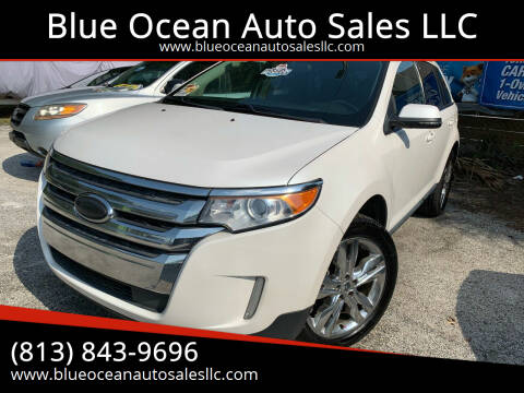 2013 Ford Edge for sale at Blue Ocean Auto Sales LLC in Tampa FL